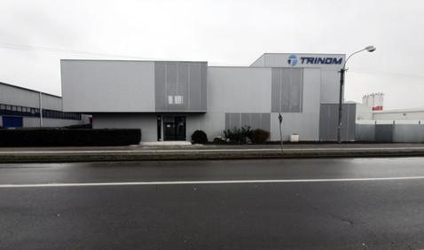 Nástavba administrativní budovy