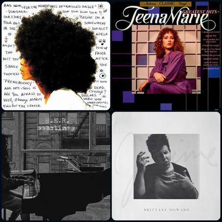 Jermaine's June/July Playlist