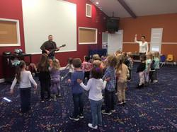 January Chapel Time worship
