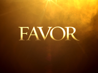 Favor In the Life Of The World's Most Famous Mother