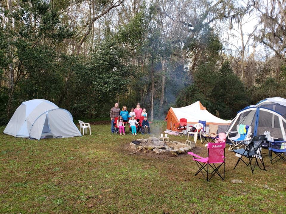 DC Kids camping 1