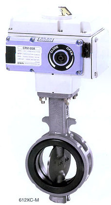 Electric butterfly Valves