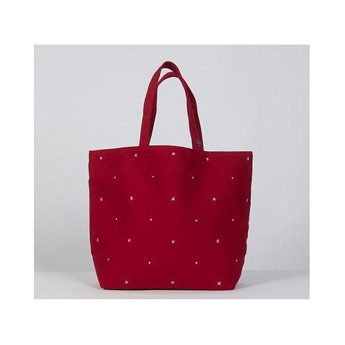 sac, bag, clutch, vegan bag, vegan fashion, slippers, shoes, tweed, Via Gioia