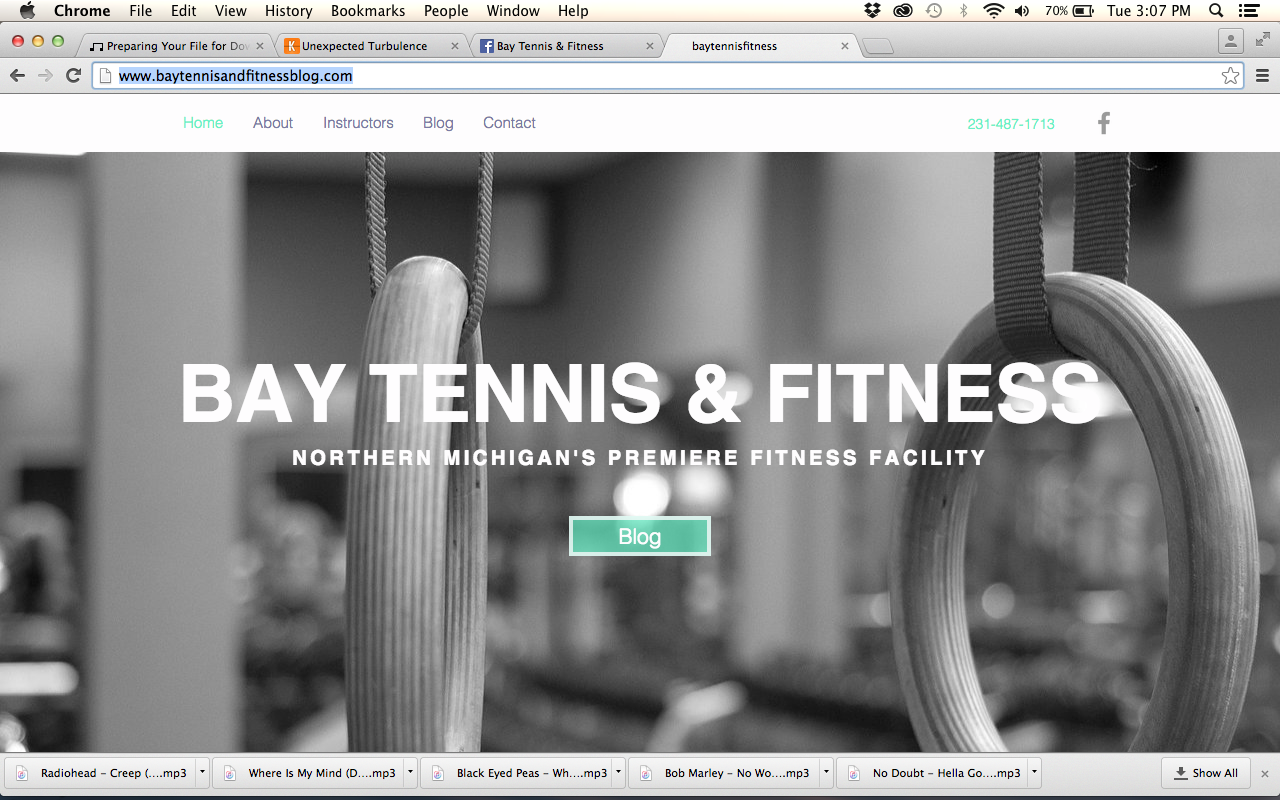 Bay Tennis & Fitness | Blog