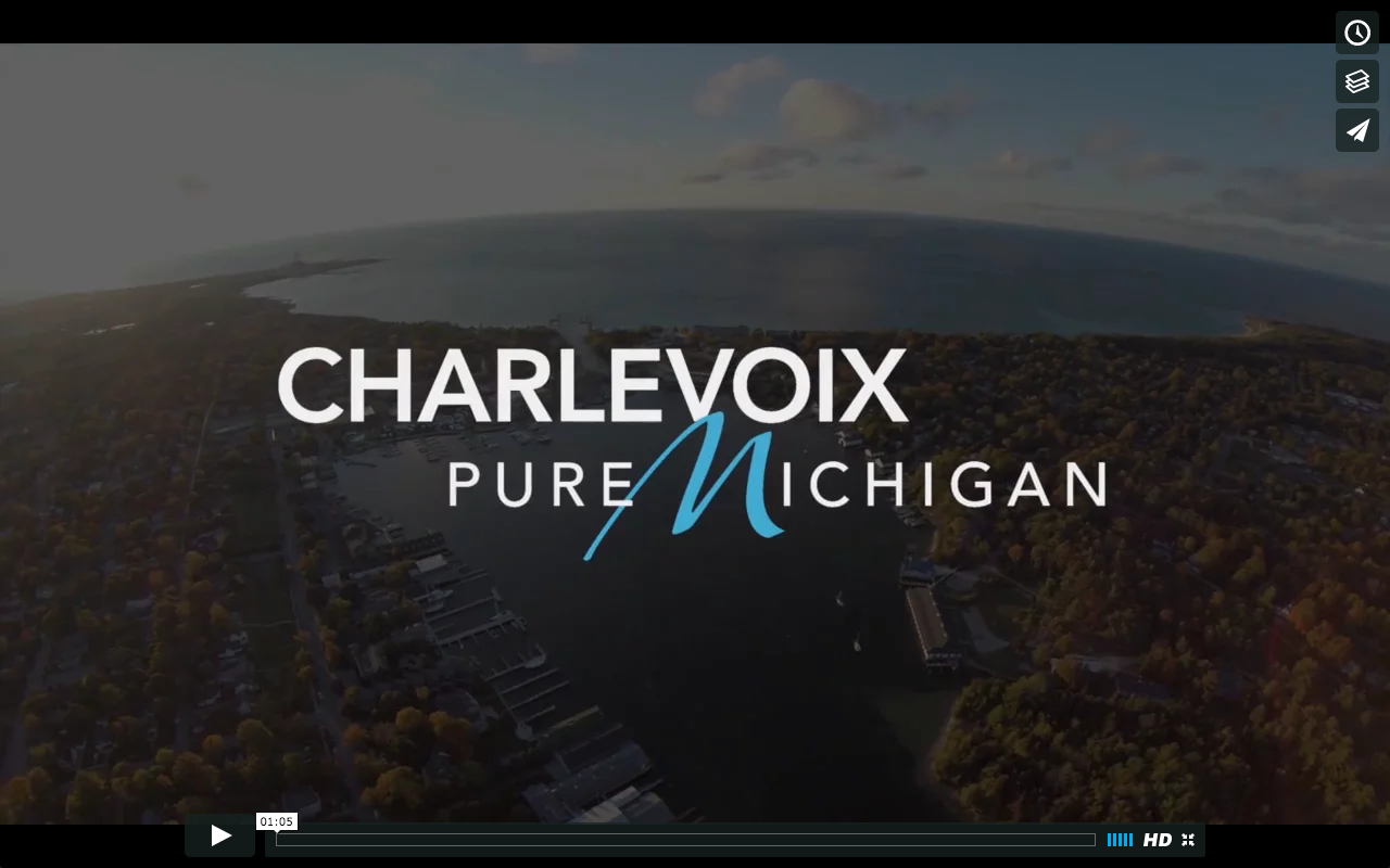 Charlevoix | Pure Michigan