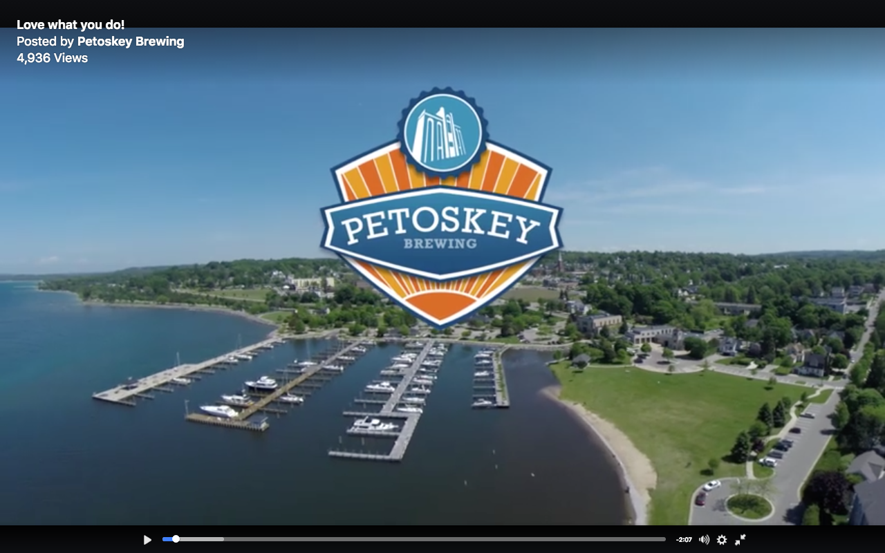 Petoskey Brewing Company