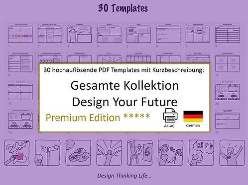 Design Your Future Templates (German)
