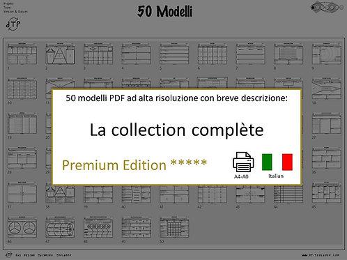 50 modelli di Design Thinking (Italiano)