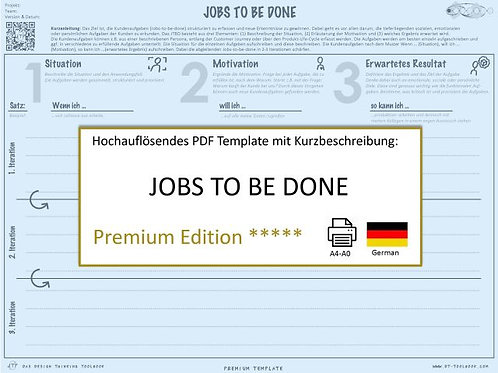 Jobs-to-be-done (German)