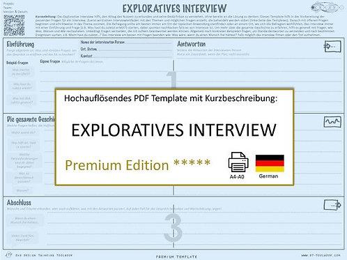 Explorative Interview (German)