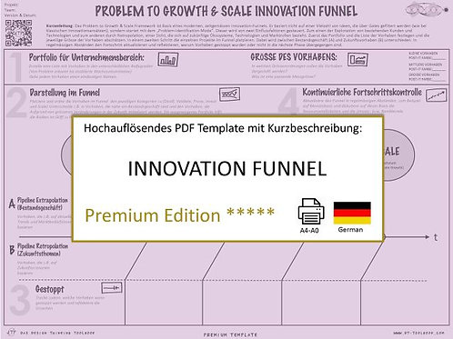 Funnel Problem to Growth & Scale (German)