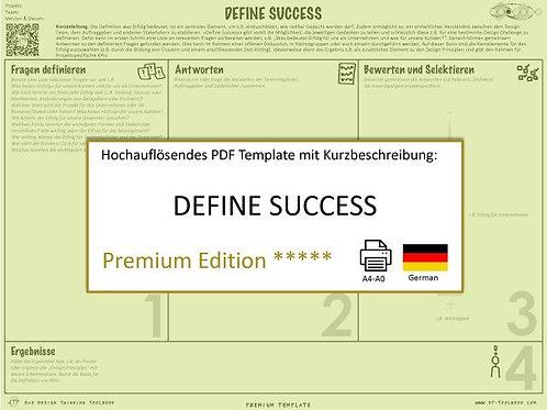 Define Success (German)