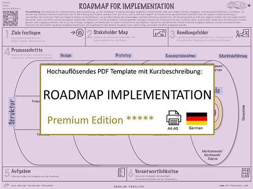 Roadmap for Implementation (German)
