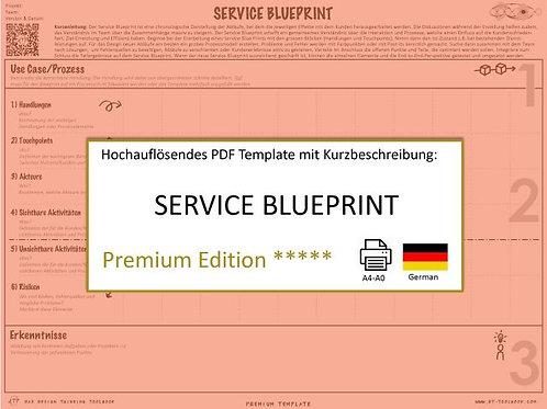 Service Blueprint (German)