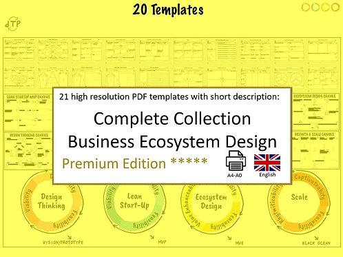 20 Ecosystem Design Templates (English)
