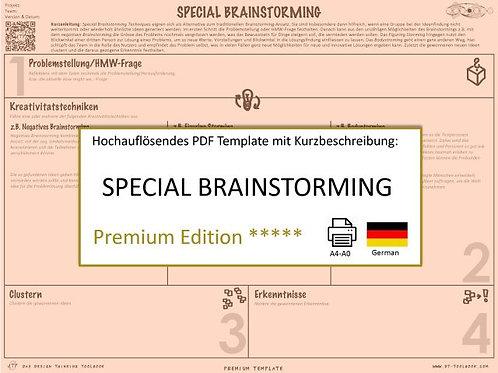 Special Brainstorming (German)