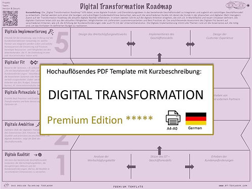 Digital Transformation Roadmap (German)