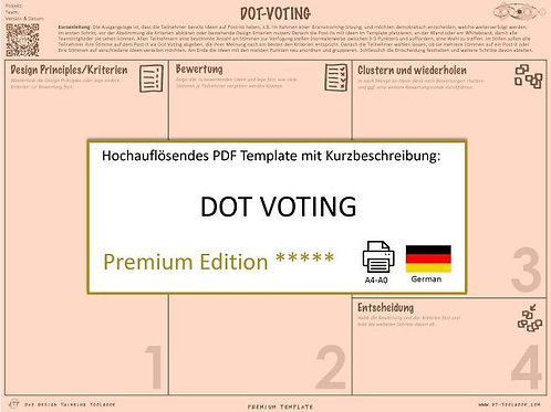 Dot Voting (German)