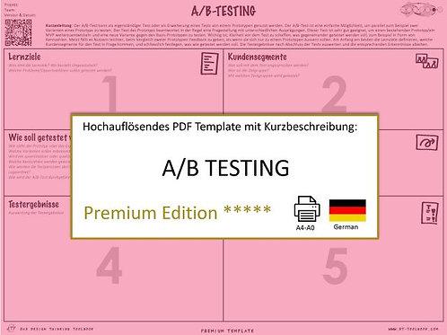 A/B-Testing (German)