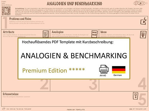 Analogies & Benchmarking as inspiration (German)