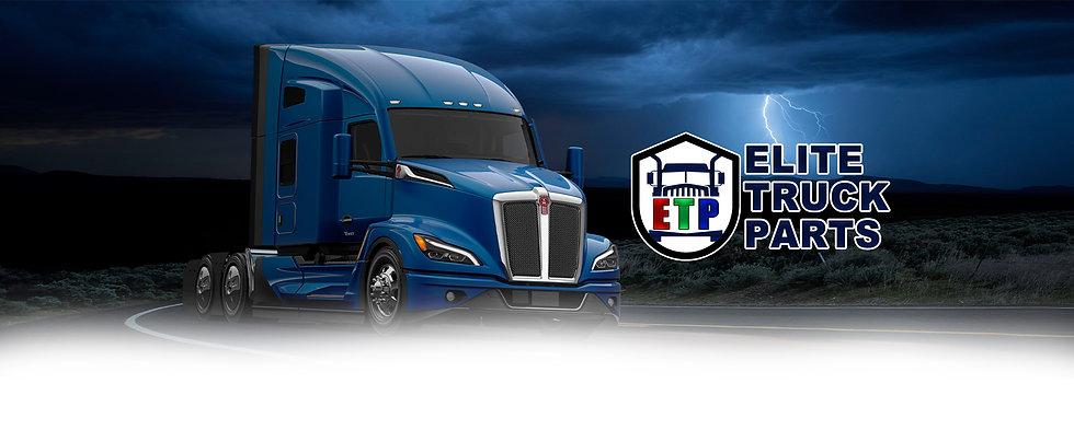 Elite Truck Parts Banner