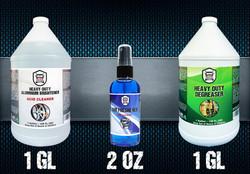 Acid, Air Freshener, & Degreaser