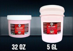 Heavy-Duty Red Powder