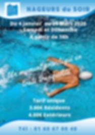 NOUVELLE OFFRE nageurs du soir 2019 Vesr