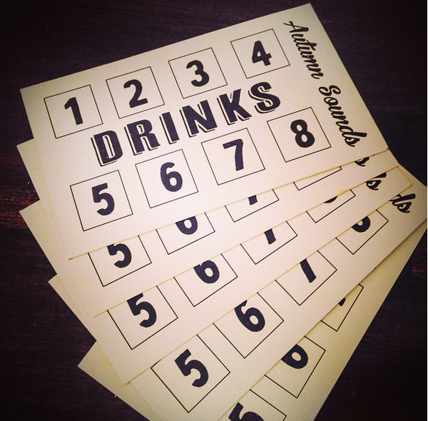 Drink Cards