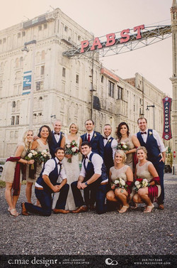 Milwaukee Wedding