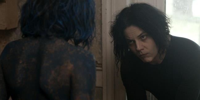 Jack White - Sixteen Saltines - Key Hair, Makeup, and SP FX