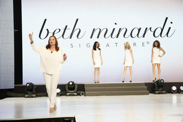 Beth Minardi Stage Show