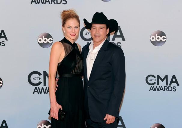 Clay Walker & Jessica (Craig) Walker