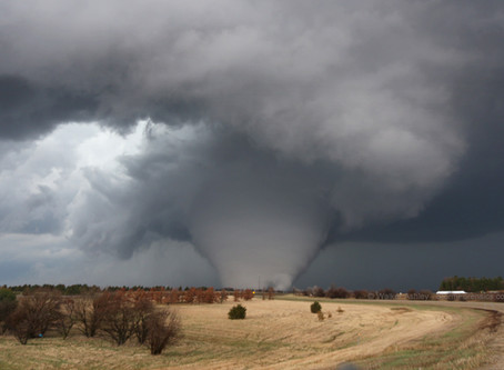 Where Have All the Violent Tornadoes Gone?.... Hint: Nowhere