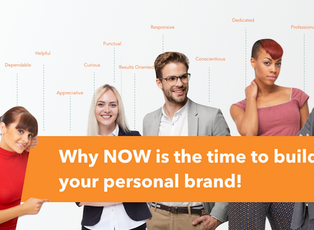 Why NOW is the time to build your brand
