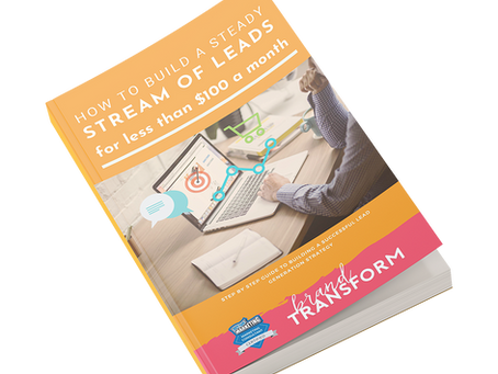 How to build a steady stream of leads for less than $100 a month