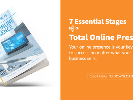 Marketing Foundation: Seven Essential Stages of a Total Online Presence