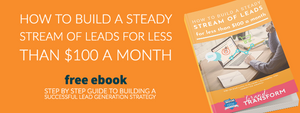 How to Build A Steady Stream of Leads
