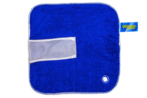 Ultimate Lather Washcloth (Blue)
