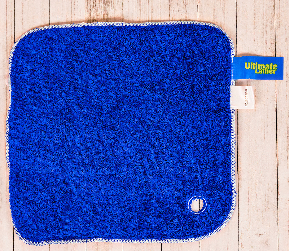 Single Flat Blue