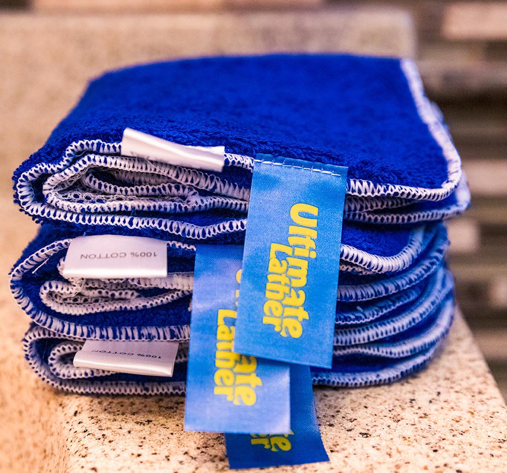 Blue 3 Stack