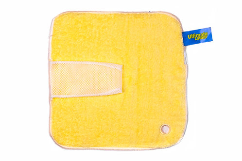 Ultimate Lather Washcloth (Yellow)