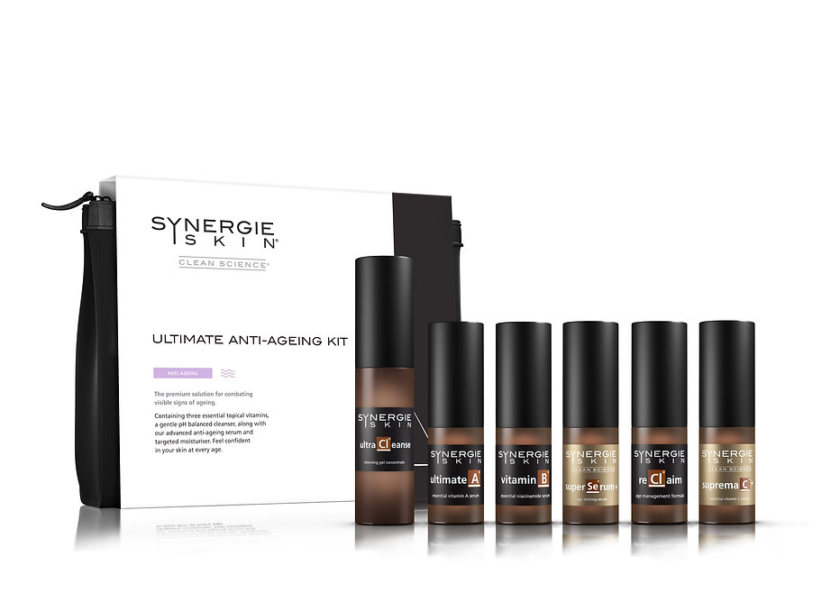 Synergie Skin - Ultimate Anti-Ageing Kit