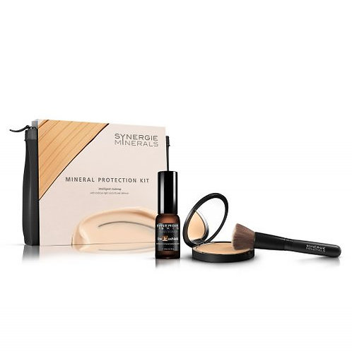Synergie Minerals - MINERAL PROTECTION MAKEUP KIT