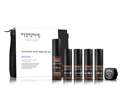 Synergie Skin - ULTIMATE ANTI—AGEING KIT