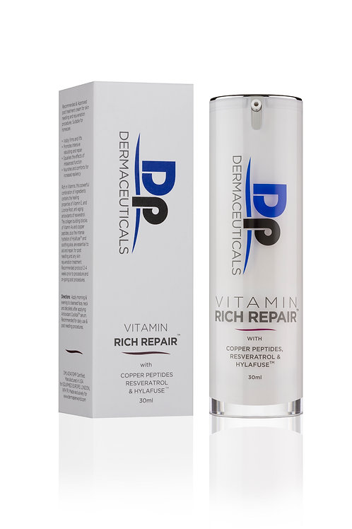 DP Dermaceuticals - VITAMIN RICH REPAIR 30ML
