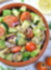 Healthy-Chicken-Cucumber-Tomato-and-Avoc