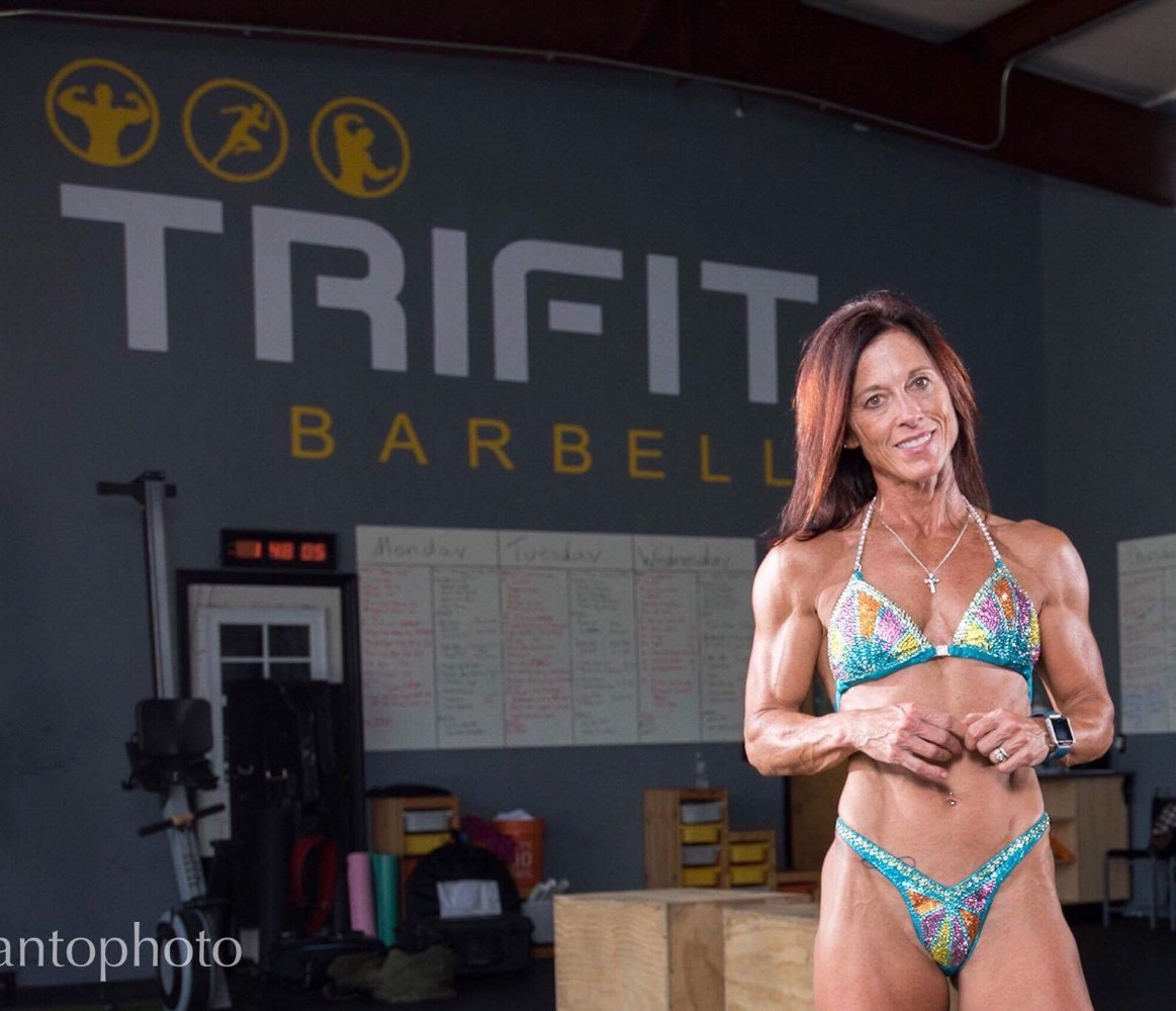Photo shoot at Trifit barbell