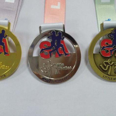 Little Athletics SA Medal