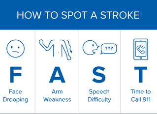 Learn F.A.S.T: Early Recognition of Stroke